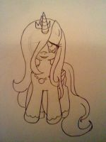 Please love me, Mommy by Psycho-Kitty-Lullaby