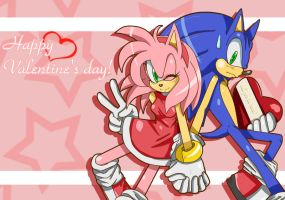 Happy Valentine's Day 11 by ss2sonic