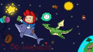 Scribblenauts for the Win by gigithestar07