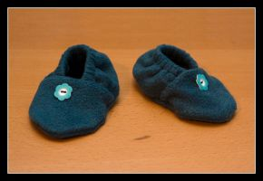 Baby Footies by Kjiram