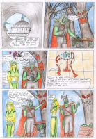 Foxes in the Tower. Pg 28 by Sinaherib
