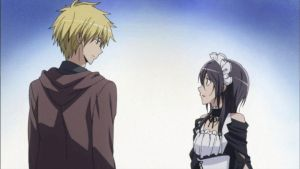 Kaichou Wa Maid-sama E01 4 by AnimESuckeR