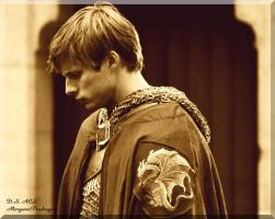 Pierrefonds Sept. 2012 - Arthur Pendragon fave by MorgainePendragon