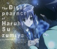 Yuki and Kyon in Disappearance by GHRN0005
