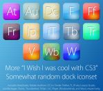 More Wish I was cool CS3 icons by lost--in--thought