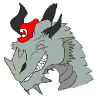 It'sa me Paarthurnax by Dawgjr