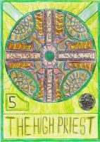 5 - The High Priest by andraaaaa