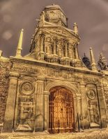 The Gate of Honour by Pipera