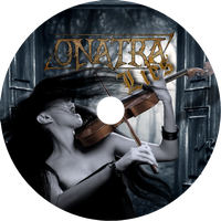 Onatra CD front by SweediesArt