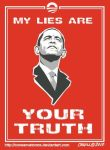 My Lies are Your Truth by Conservatoons