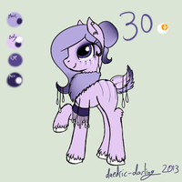 Adoptable - Diamonds (CLOSED) by daedric-darling