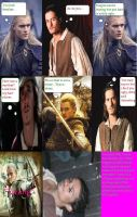 What if will and legolas met. by Aladriel