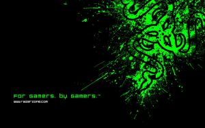 Razer Fragged Wallpaper by Legend by DubstepDesignsHD