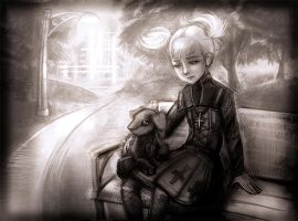 Tamers 005. Seeking Solace by ovibos