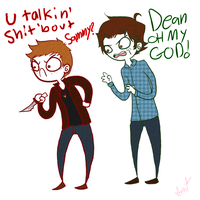 SPN:That's it,That's the show by XAmikachuX