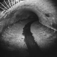 Underground with a Holga_06 by JDV-from-A
