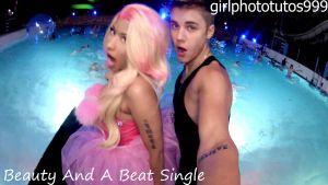 Beauty and A Beat Single by girlphototutos999