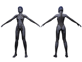 Cortana Textures by RA2HaloMod
