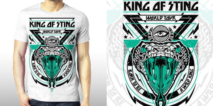 KING OF STING - FOR SALE by freeagent08