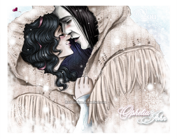 Penny Dreadful - OpheliaxJohn - You by RedPassion