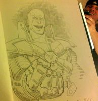 BCC 2010 Lex Luthor sketch by RyanOttley