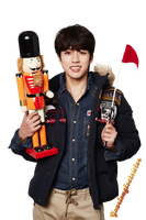 Sungyeol [Infinite F] PNG by Yourlonglostsister