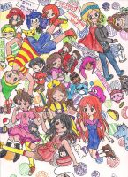 LP Mania! by kirby456