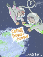 """""""come down now"""" by HannerBananer"""