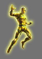 Yellow Lantern Vector by Lord-Lycan