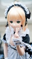 Saber Lily Dollfie Dream by oogabear