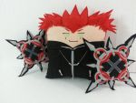 Handmade Kingdom Hearts Axel with Double Chakram by RbitencourtUSA