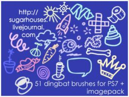 dingbrushes for ps7 by sugarhouses