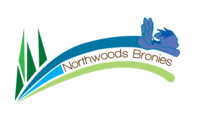 Northwoods Bronies logo by KyuubiNight
