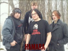 New band pic 2 by UndeadJEM