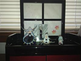 Part Of My Ukitake Collection by Okitakehyate