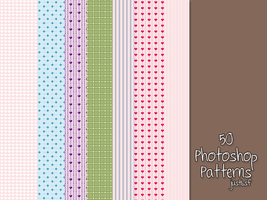 50 PATTERNS by justbsf