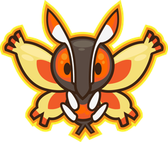 Moth Mojo by PiNkOpHiLiC