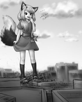 Rilers wants to play by AlloyRabbit