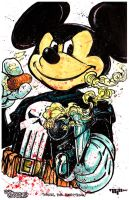Marvel Mickey by TaylorGarrity