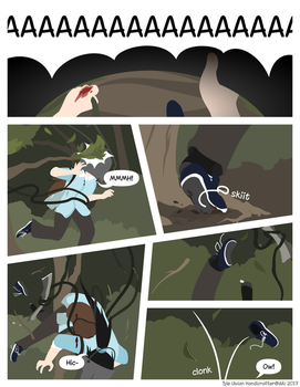 The Whale Fins - #1 Page 7 by AvianHandicrafter