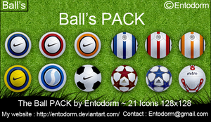 Ball's Pack by Entodorm