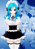 Juvia by A-Magnus