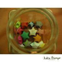 Paper Stars i by eerie-silence