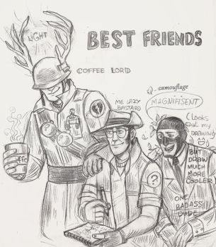 Friends by Kethavel