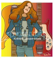 Cliff Burton17 by geum-ja1971
