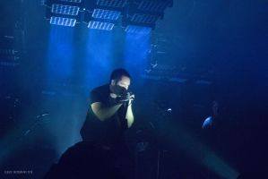 Nine Inch Nails October 9th 2013 Toronto ACC by Legacy-Photography