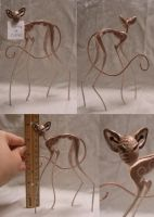 Mini-Wax Sculpture by DimeSpin
