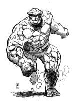 The Thing by JasonCopland