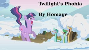 Twilight's Phobia Chapter 6 by CobaltBrony