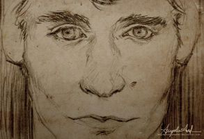 Eyes (Happy Birthday Tom Hiddleston!) by AngieParadiseeker